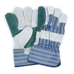Proworks Select Leather Double Palm Gloves