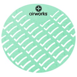 AirWorks® Urinal Screen, Eucalyptus